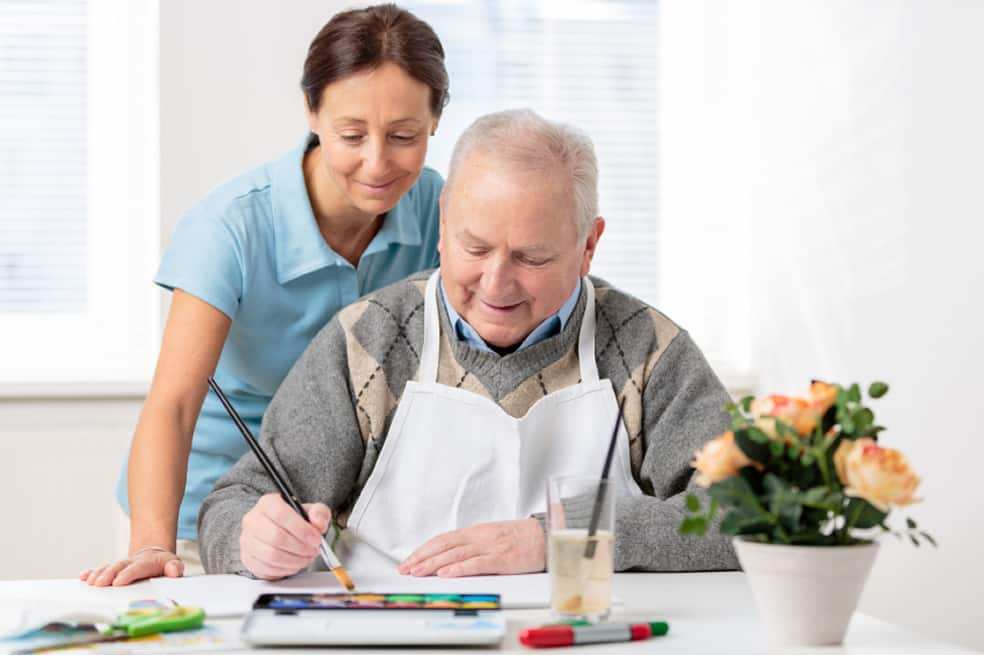 Casa de repouso, terapia para idosos, zona oeste e zona sul de sp