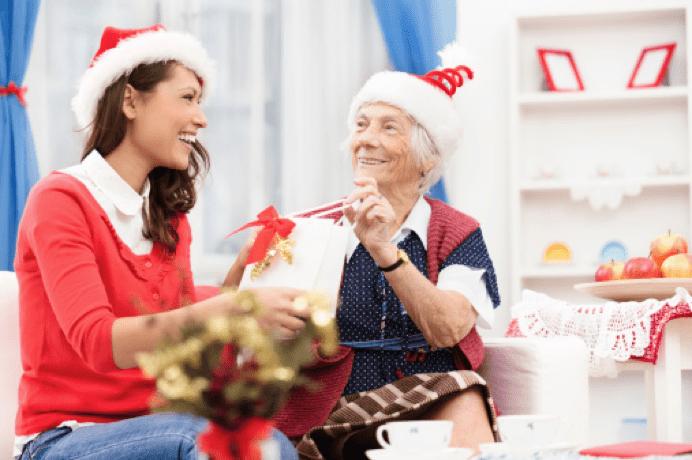 Festas de Fim de Ano para o Idoso: Natal e Ano Novo!