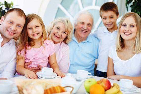 Amor de família é essencial na terceira idade