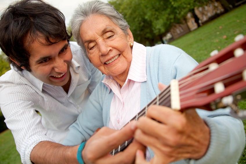 Música e a memória que o Alzheimer não consegue apagar