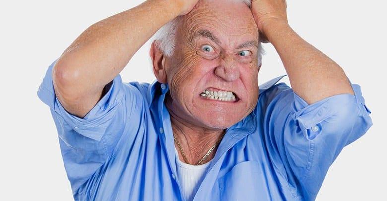 Aprenda a Identificar os Sintomas do Estresse na Terceira Idade