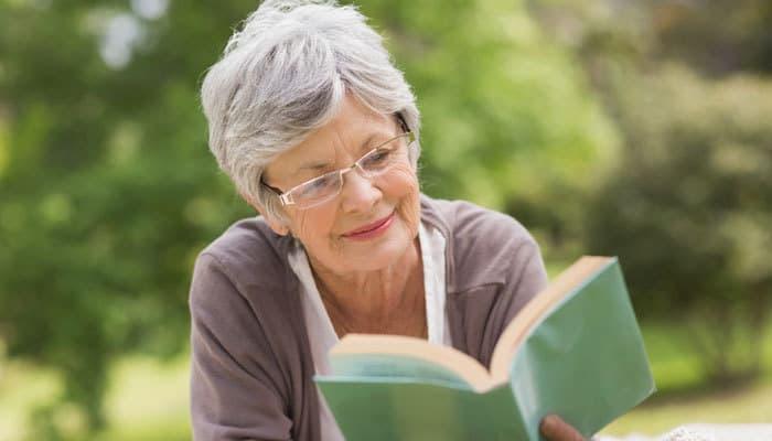 5 Benefícios da Leitura para a Melhor Idade