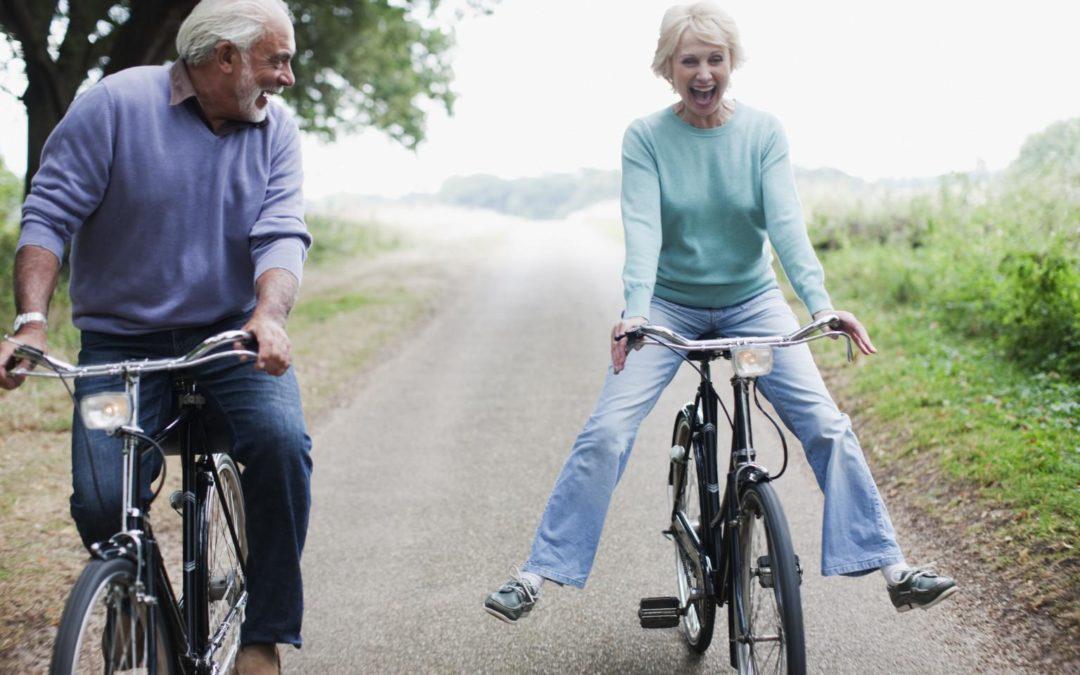 Ciclismo para a Terceira Idade e Seus Benefícios