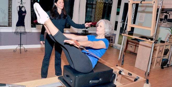 Pilates e seus Benefícios para os Idosos