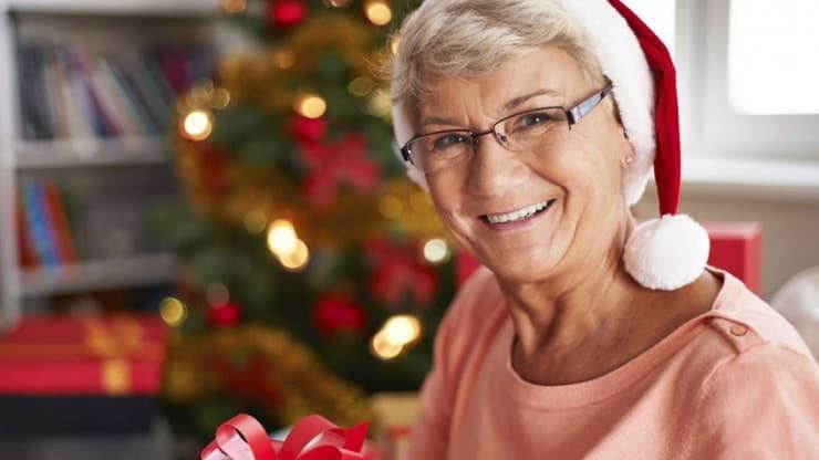 Passando o Melhor Natal com seu Ente Querido Idoso