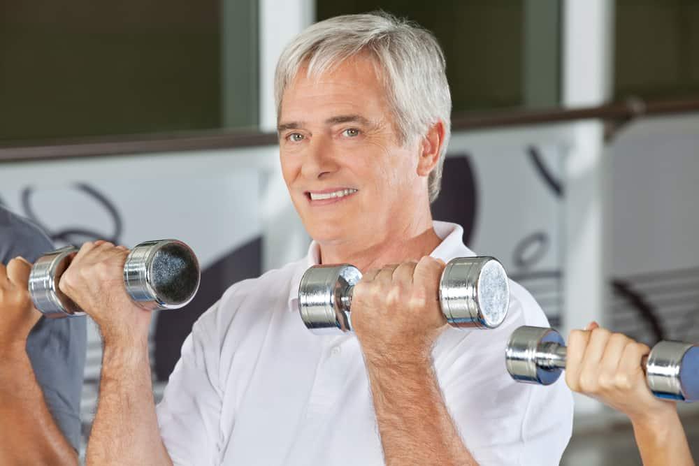 Musculação na Vida do Idoso, Melhoramento Físico e Mental